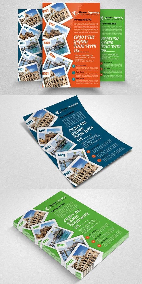 47 best travel flyer images on Pinterest Advertising, Creative - workshop flyer template