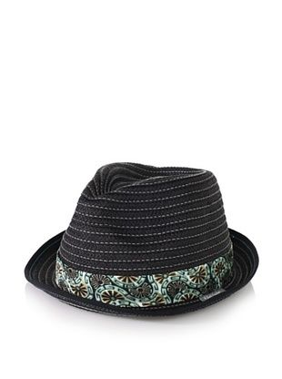 Robert Graham Men's Utu Fedora (Black)