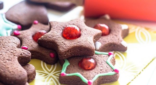 Biscuiti de casă cu cacao | papalapap