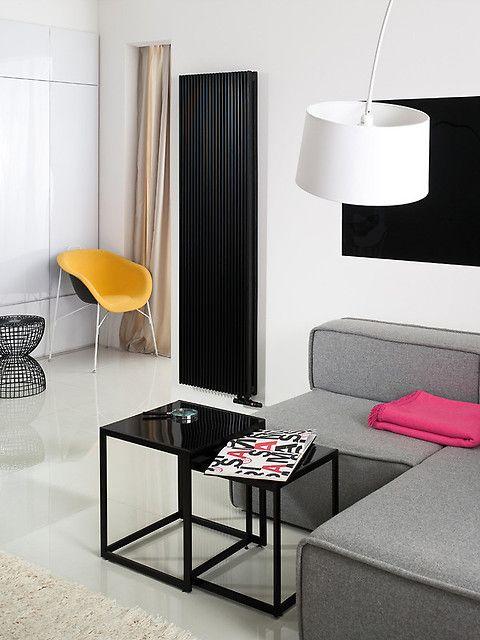 Pozornie najprostsze pomieszczenia w domu okazują się najtrudniejsze w urządzaniu. Jakie dodatki wybrać do pokoju dziennego? Na pewno nie można zapomnieć o grzejniku.