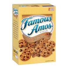Kellogg's Famous Amos Chocolate Chip & Pecans 352g - Thailand