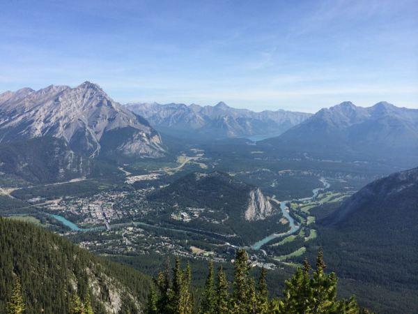 Montanha Rochosas Canadenses roteiro