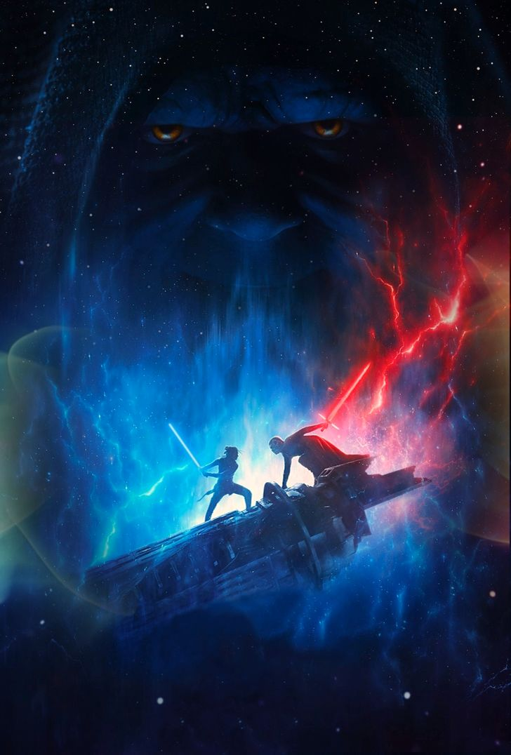 The Rise of Skywalker Animated Poster