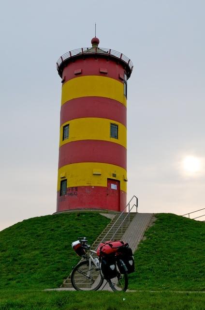 Romantisches Ausflugsziel Ostfriesland - Wind, Meer und Watt. Idylle pur.- Nordsee