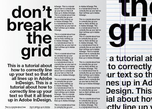 60 InDesign Tips to get your projects done | print24 Blog