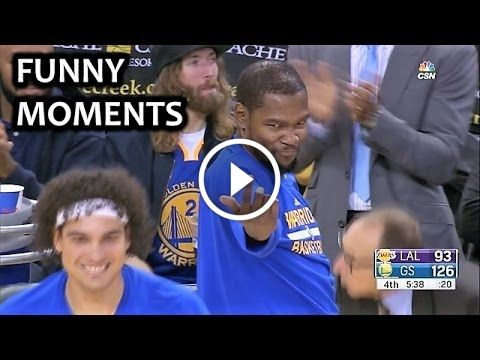 Kevin Durant and Stephen Curry FUNNY MOMENTS 2017: Kevin Durant and Stephen Curry FUNNY MOMENTS 2017 izlerken neden bu kadar… #Komik
