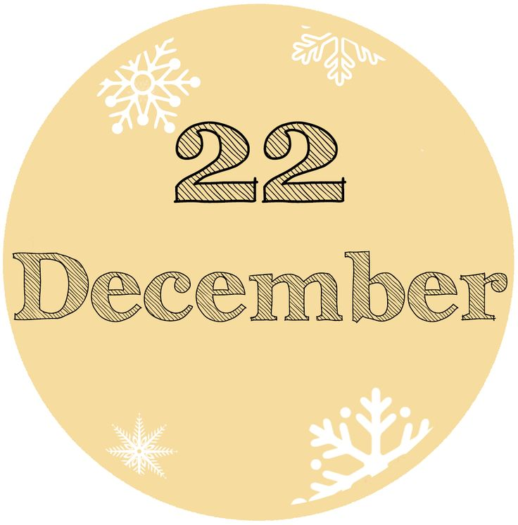 Our #Advent Calendar: 22 December - #movie for  #Christmas