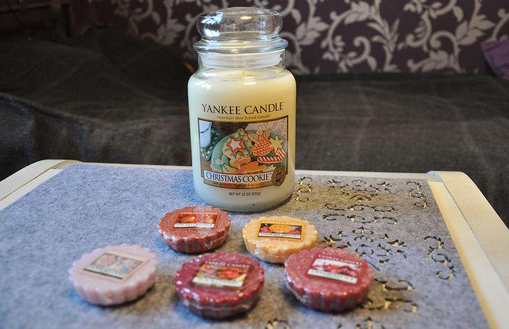 Zapachowe nowości od Yankee Candle
