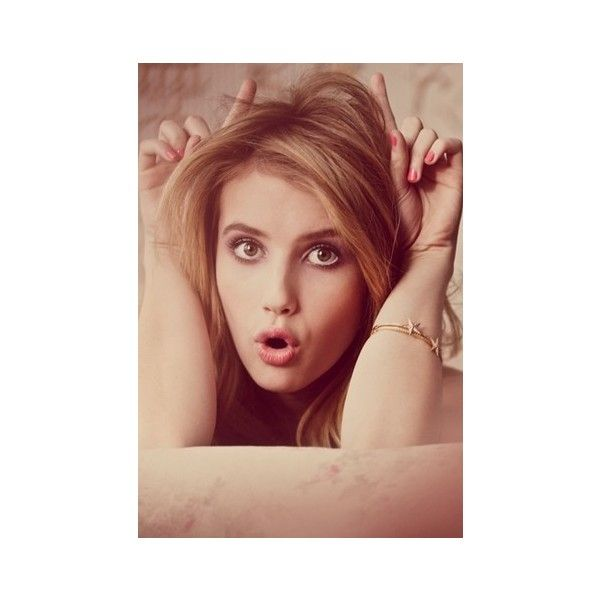 Emma Roberts: Age of Enlightenment - People - Beauty - WWD.com ❤ liked on Polyvore featuring emma roberts and people