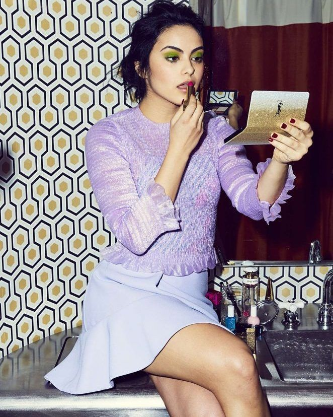 Camila Mendes by Meredith Jenks Shoot for Coveteur (Januar 2017) #wwceleb #ff #instafollow #l4l #TagsForLikes #HashTags #belike #bestoftheday #celebre #celebrities #celebritiesofinstagram #followme #followback #love #instagood #photooftheday #celebritieswelove #celebrity #famous #hollywood #likes #models #picoftheday #star #style #superstar #instago #