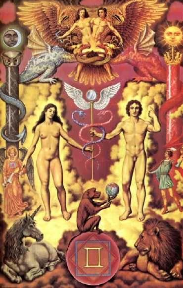 Los Signos Zodiacales. El principio del conocimiento personal. Géminis