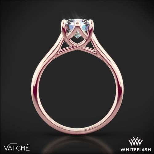 pictures of wedding rings 18k gold vatche 119 royal crown solitaire engagement 6514