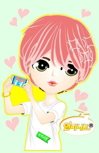 This is INFINITE #Sungjong fanART