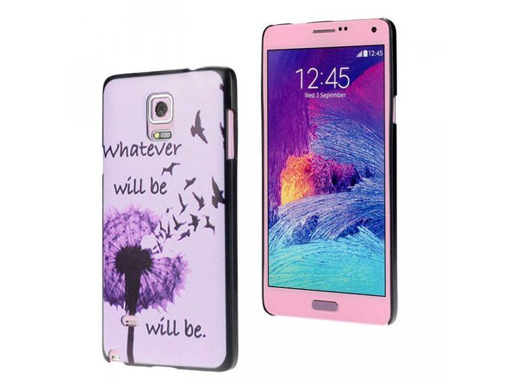 Plastový kryt (obal) pre Samsung Galaxy Note 4
