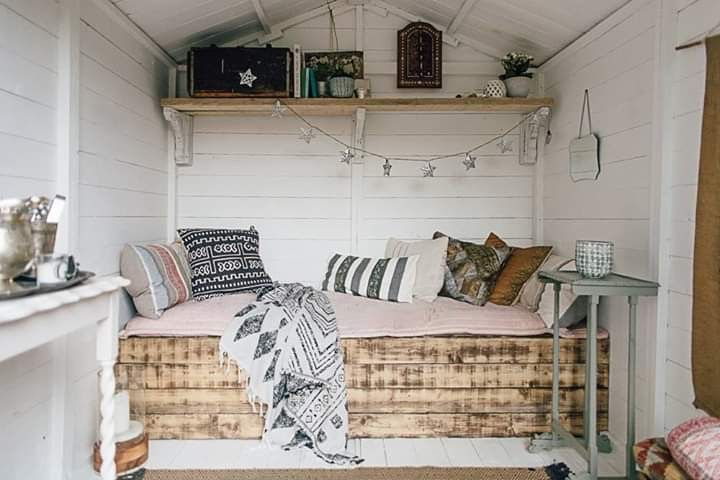 Summer House Ideas Interior >> Pin By Danielle Albright On She Shed In 2019 Summer House