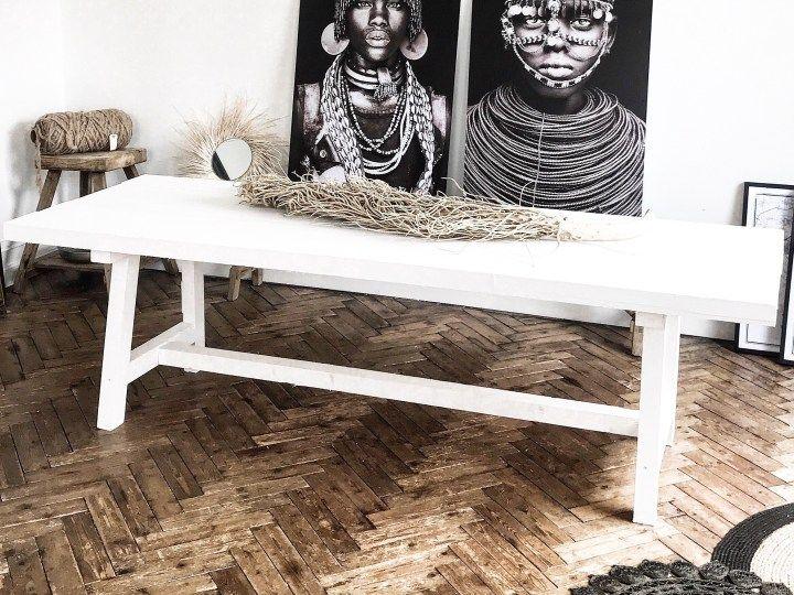 bois en en à table manger bois diy fabriquer 2019Table kZiOXuP