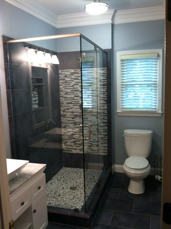 17 best images about small bathroom inspiration on pinterest for Bathroom design 101