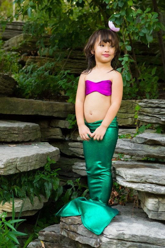 17 Best Images About Mermaid Costumes For Girls On