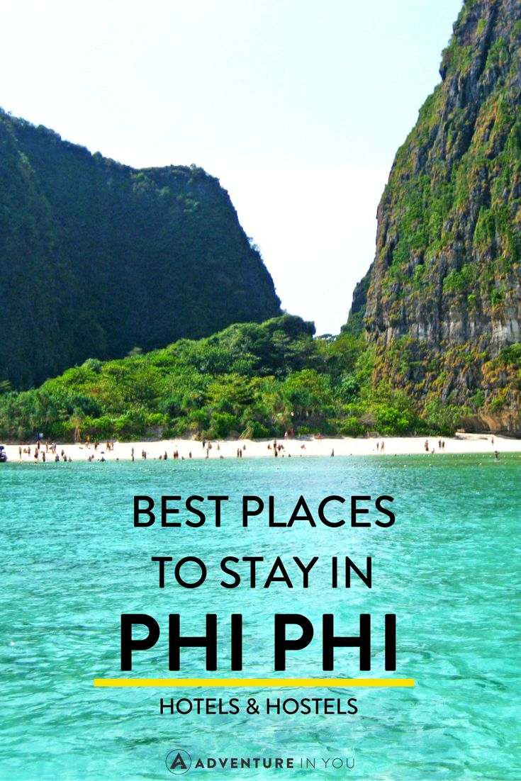 Looking for the best place to stay while in Koh Phi Phi, Thailand? Here are our recommendations