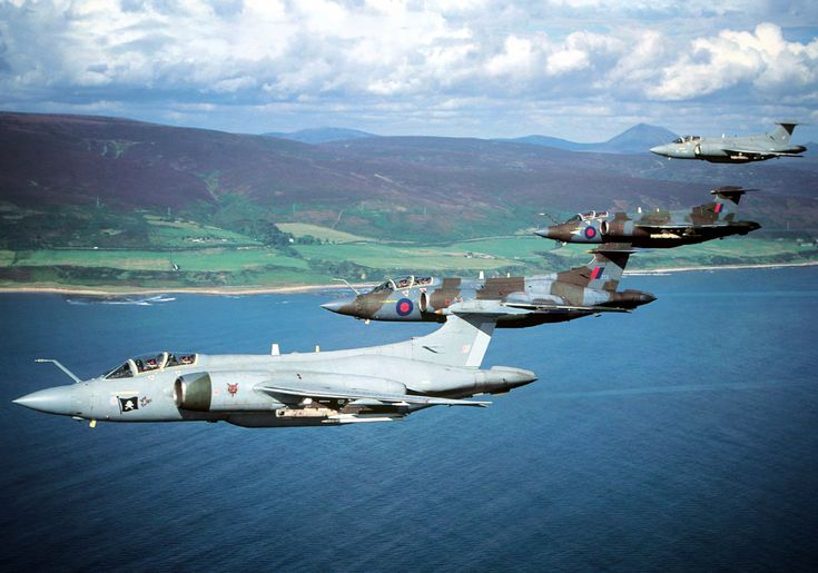 Buccaneers out of Lossiemouth
