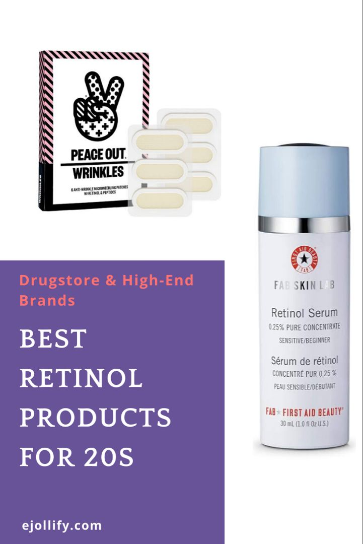 Best Retinol Products For Acne And Anti Aging 2020 Retinol Skincare For 20s Retinol Retinol Skincare Retinol Cream