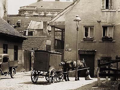 Jewish quarter Liben