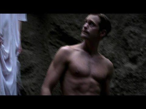 Shirtless Super abound in the True Blood Season 6 Trailer.... yum.