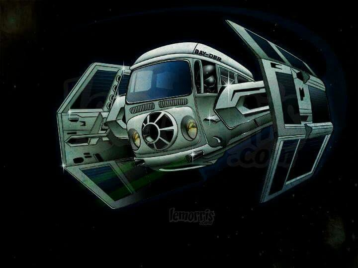 VW Death fighter!♡