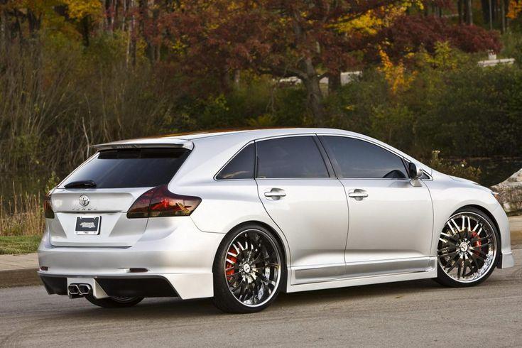 Toyota Venza models - http://autotras.com