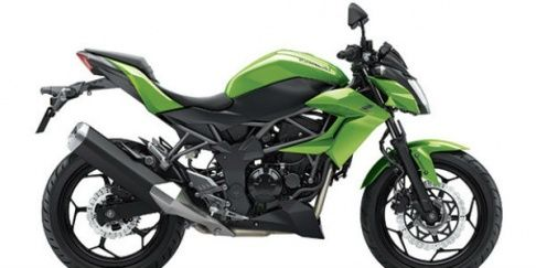 Kawasaki Z250SL launched in Indonesia