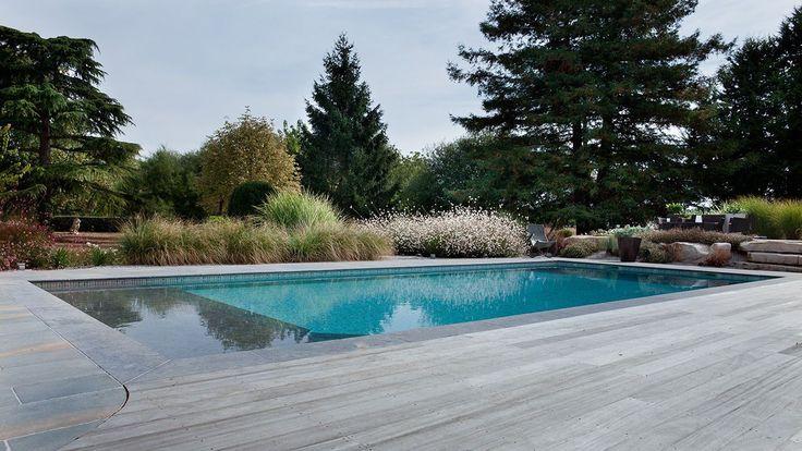 Les 72 meilleures images du tableau piscines paysag es sur for Piscine paysagee