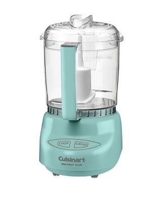 40% OFF Cuisinart Mini Prep Plus 3-Cup 250-Watt Food Processor (Turquoise)