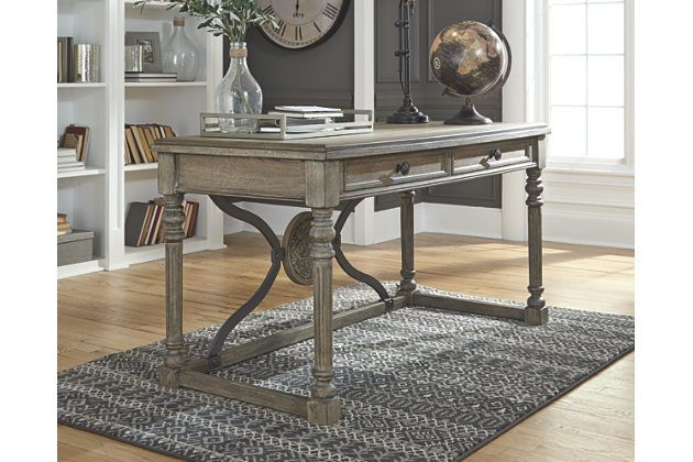 Malamae 60 Home Office Desk Ashley Furniture Homestore Cheap Office Furniture Furniture Home Office Desks