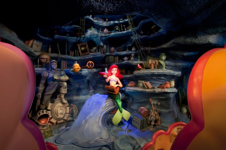 The Little Mermaid Ariel S Undersea Adventure More