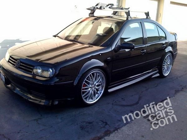 Modified VW Jetta 2003 Pictures