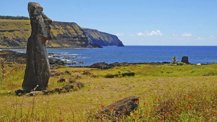 Ilha de Pascoa (Easter Island) - Chile