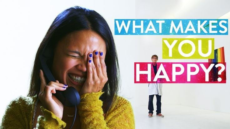 An Experiment in Gratitude: What makes you happy? Have you ever wondered why? Join Soulpancake as they take an experimental approach on what makes people happier.
