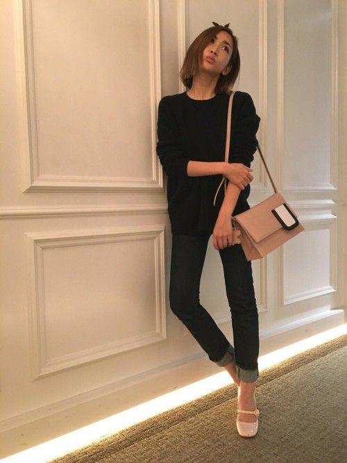 紗栄子 Lily Brownのファッション雑貨を使ったコーディネート - WEAR