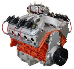 ATK High Performance Engines LS01C - ATK High Performance Chevy LS 408 600HP Crate Engines
