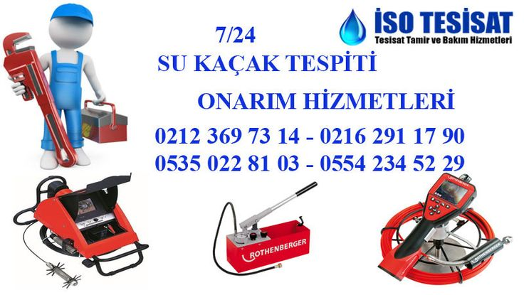 Su sızıntısı tespiti ve onarımı Cihazlar ve profesyonel ekibimiz ile noktasal Su sızıntı tespiti İstanbul ilçelerine aynı hizmet.  http://www.isotesisat.com/s-kacagi/su-sizintisi-tespiti/ #sutesisatçısı #sukaçağı #kırmadansukaçağıbulma #sukaçağıtespiti #tıkanıklıkaçma #isotesisat www.isotesisat.com