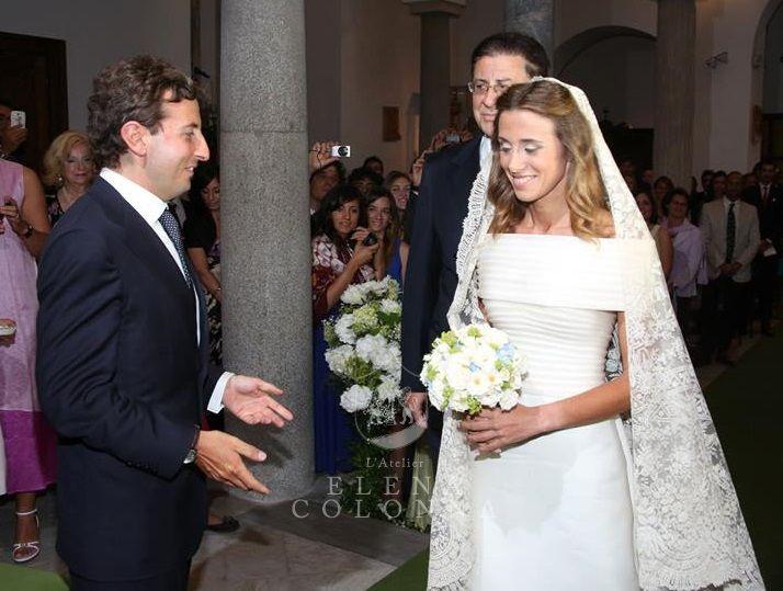 Il favolosi anni '60 per un mitico matrimonio a Capri.