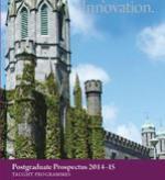 Order a prospectus: Adult Education, Undergraduate, Postgraduate, etc.http://www.nuigalway.ie/courses/order-a-prospectus/