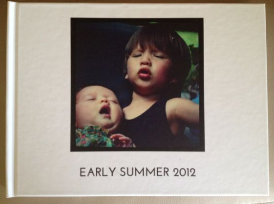 Perfect way to remember a fun filled summer: memory books from @Keepsy