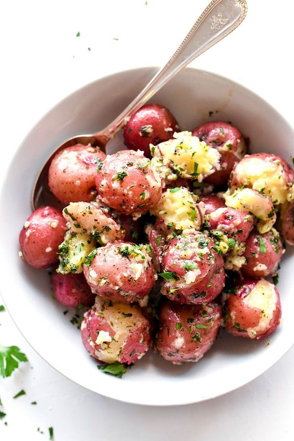 The Best Buttery Parsley Potatoes Recipe on Yummly. @yummly #recipe