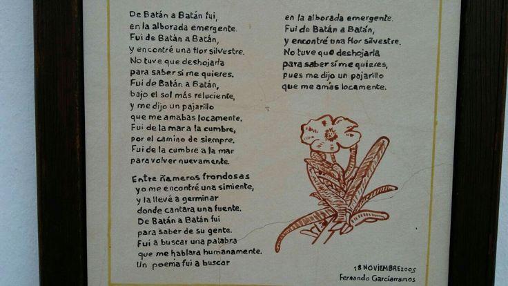 Punta de Hidalgo Bejías por el Batán