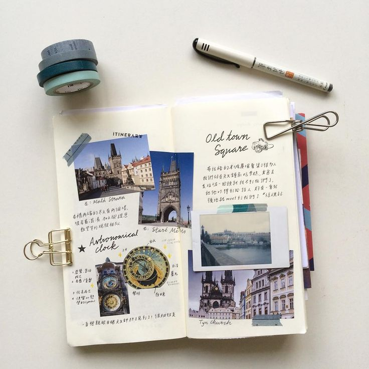 布拉格廣場 Journal entry of Old Town Square and the well-known astronomical clock in details! #wenyea_journal