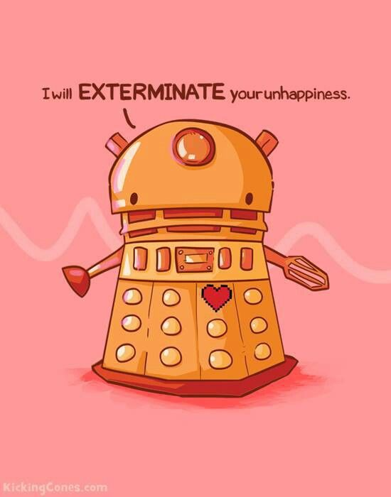 Schön Aww This Could Be A Super Cute Doctor Who Valentineu0027s Day Card