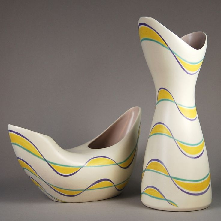 Poole Pottery in Private Collections