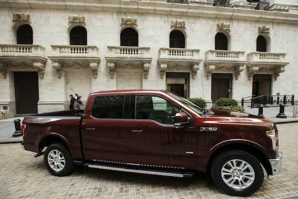 2015 ford f 150 fx4 pictures