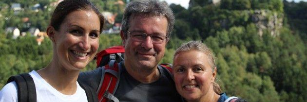 Mit Manuel Andrack auf dem Malerweg unterwegs #malerweg #elbsandsteingebirge #saechsischeschweiz #wandern